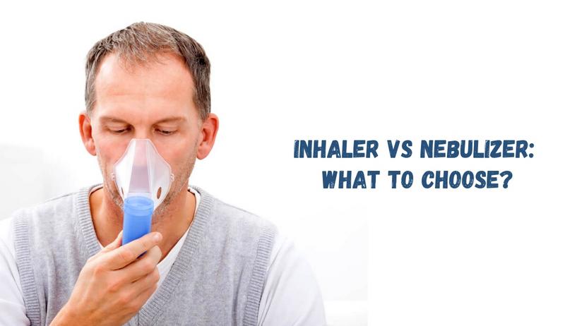 albuterol nebulizer vs inhaler
