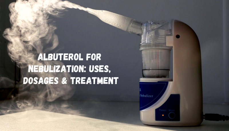 Albuterol nebulizer