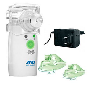 AND UN-233 nebulizer