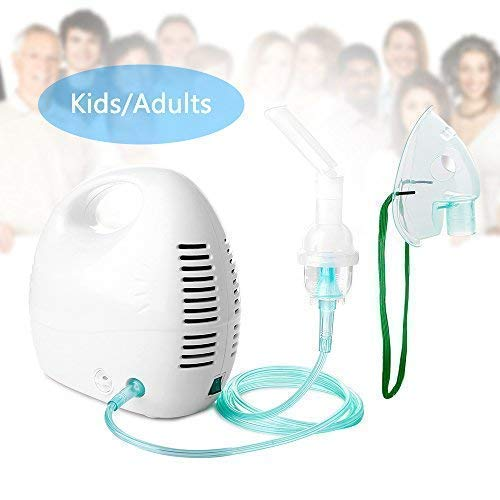 Cool Mist Inhaler Compressor System Machine Quiet 6