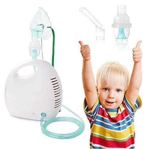 Cool Mist Inhaler Compressor System Machine Quiet 7