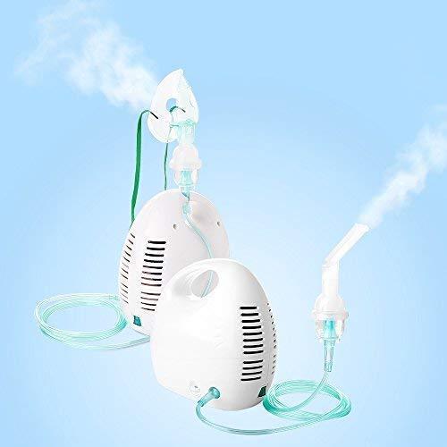 Cool Mist Inhaler Compressor System Machine Quiet 8