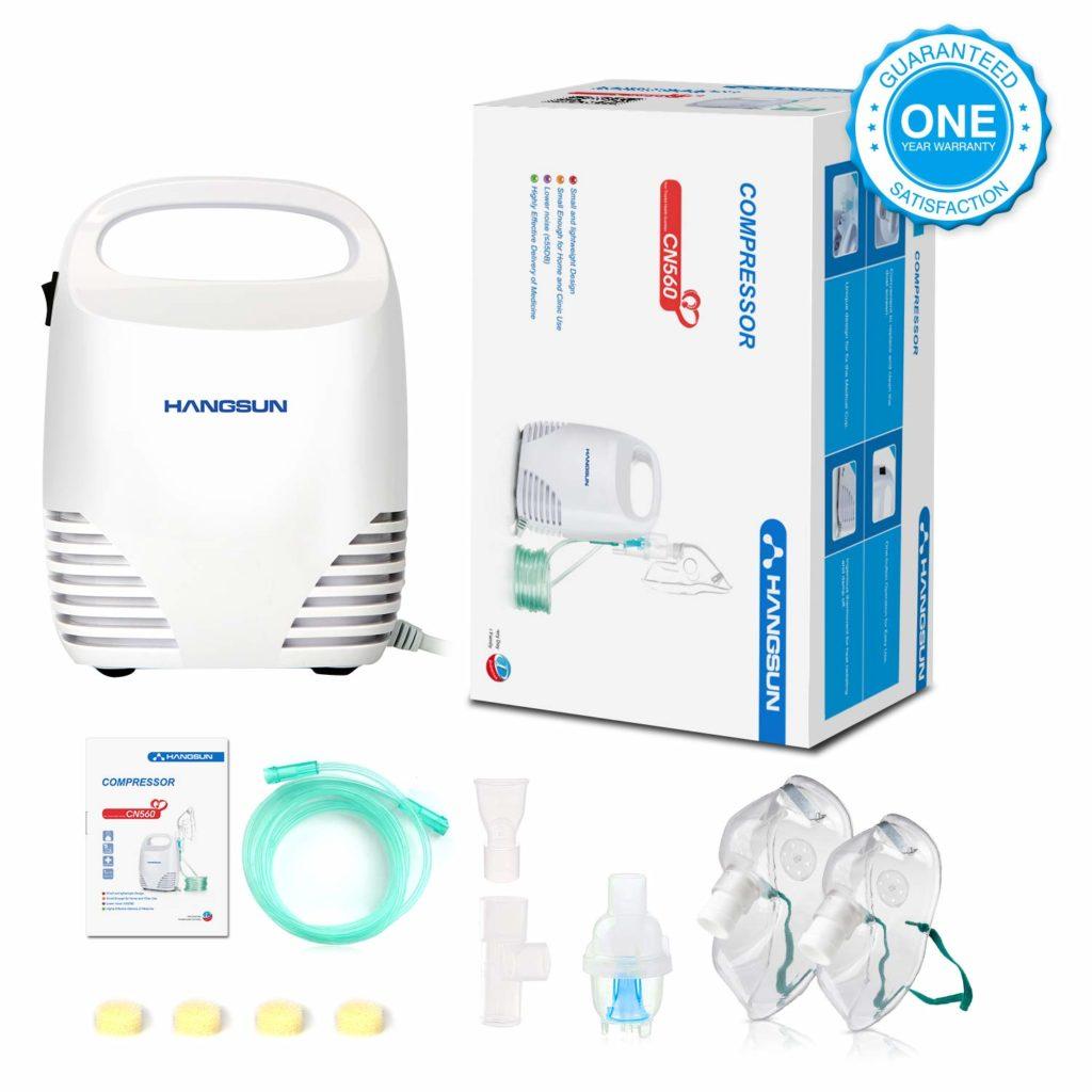 Hangsun Compressor Inhaler Machine CN560 CN680 Replacement Parts Kit