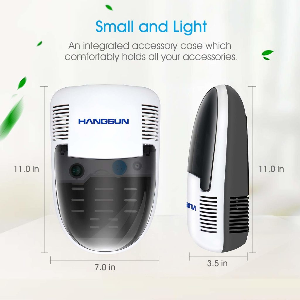 Hangsun Compressor Inhaler Machine CN680 3