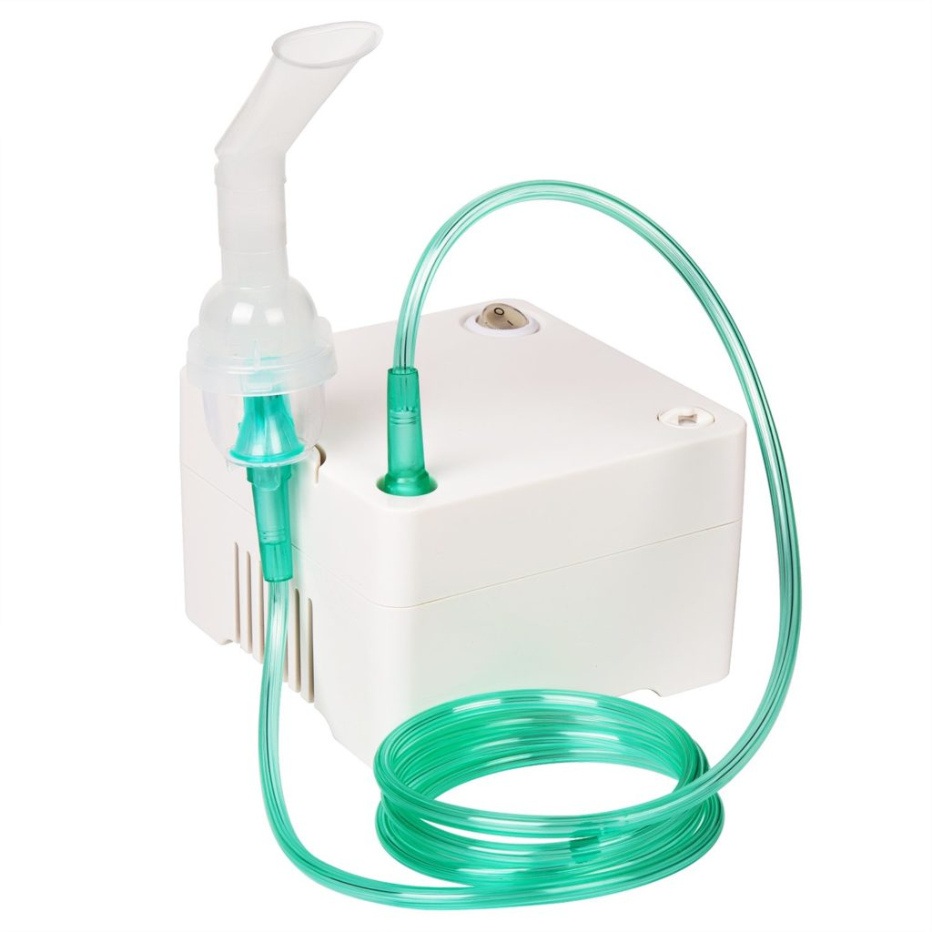 NEARTOP Air Compressor Personal Cool Mist Inhaler
