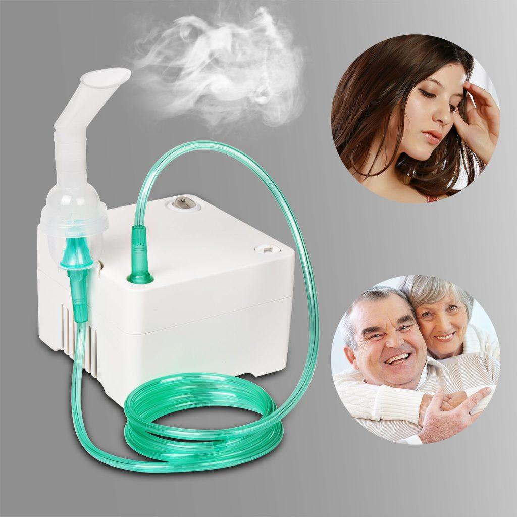 NEARTOP Air Compressor Personal Cool Mist Inhaler 2