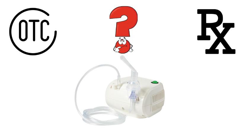 nebulizer ots or rx