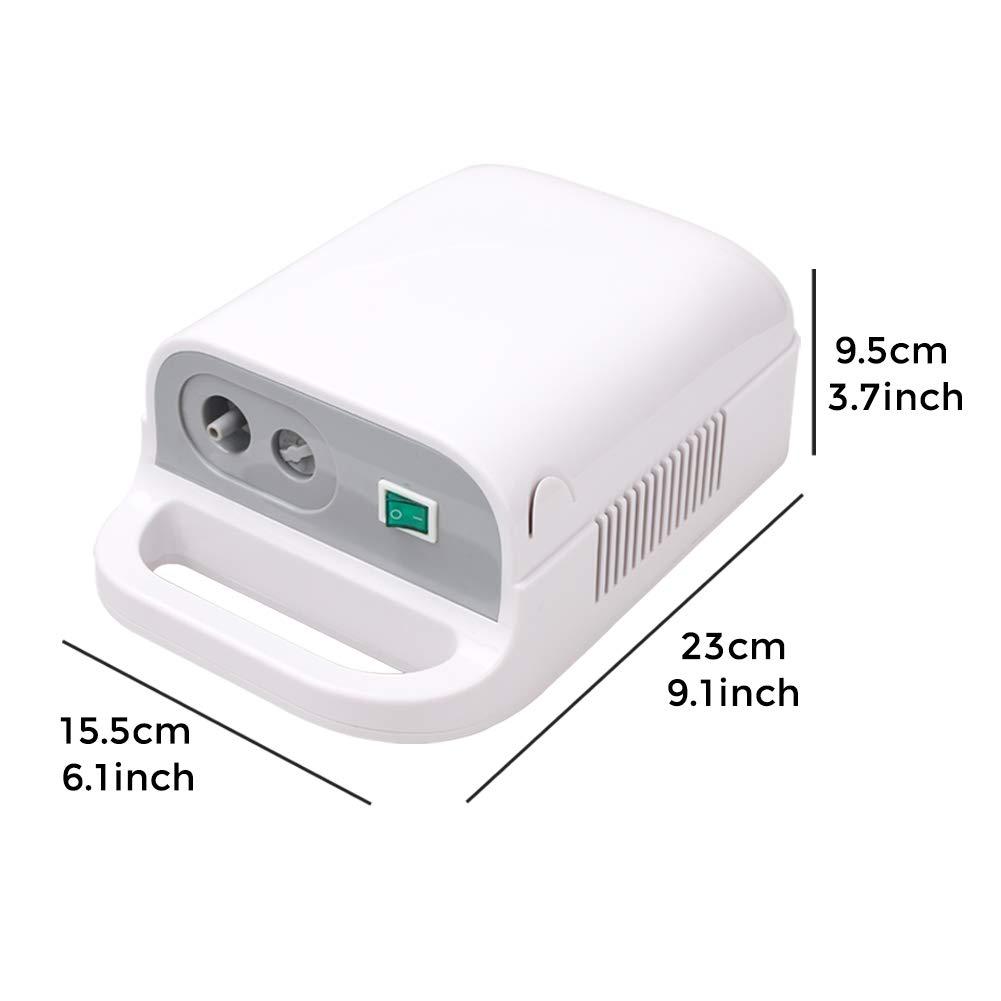 PORAXY Cool Mist Inhaler Compressor 2