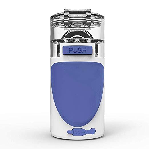 TOPCHANCES Ultrasonic Portable Mini Nebulizer 2