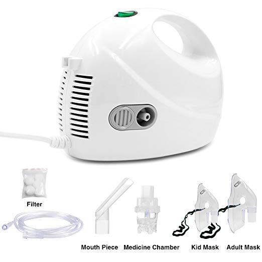 TT-Star Portable Compressor System Personal Cool Mist