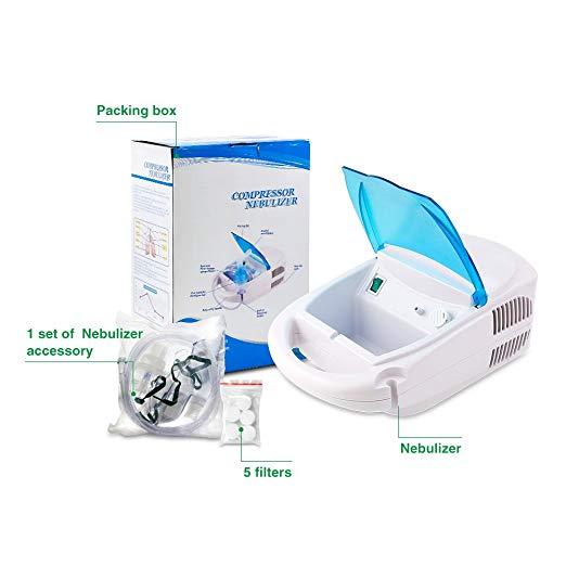 TTstar Compressor System Personal Cool Mist Inhaler 2