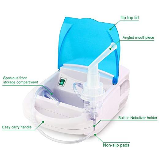 TTstar Compressor System Personal Cool Mist Inhaler 3