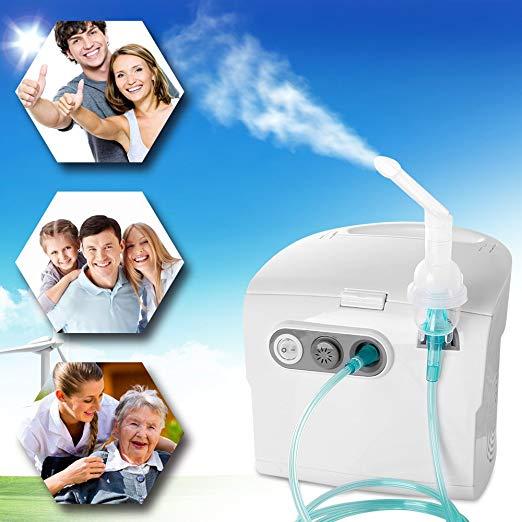 TTstar Personal Compressor System Cool Mist Inhaler 5