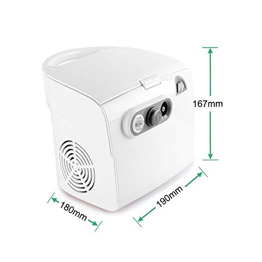 TTstar Personal Compressor System Cool Mist Inhaler 8