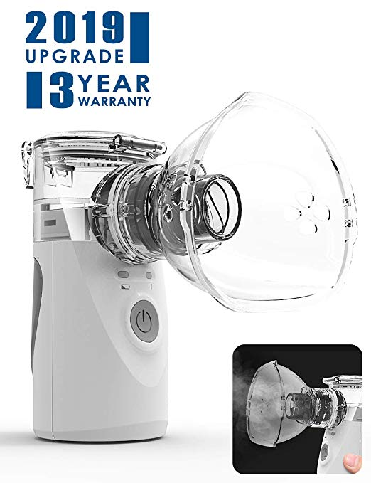 Vosaro Portable Ultrasonic Nebulizer