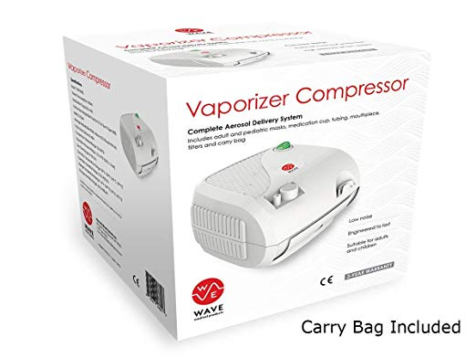 Wave Vaporizer Compressor 2