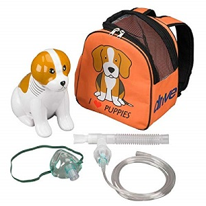 the pup portable inhaler vaporizer compressor for kids gome use